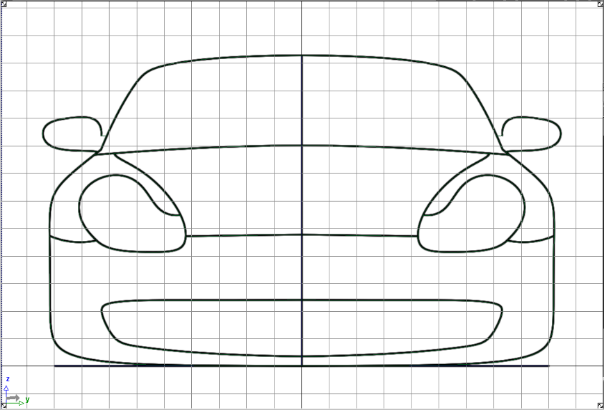 Great Car 2d Drawings Ideas - Electrical and Wiring Diagram Ideas ...