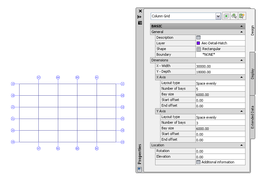 Importing Grids | Search | Autodesk Knowledge Network
