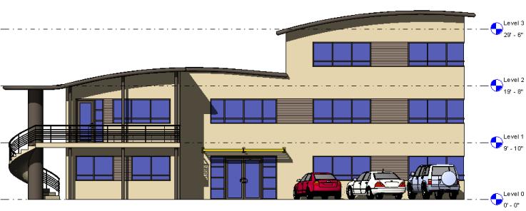 Revit Building Elevation : Help