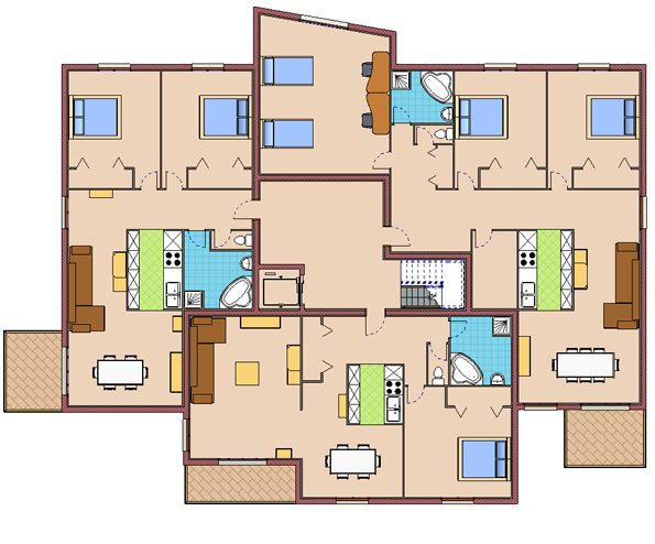 Help Floor plan view