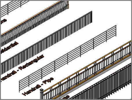 Autodesk Revit 2013 Sample Stairs and Railings Files | Search